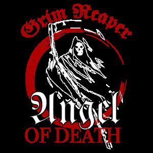 Teufel Sensenmann Hölle Tod Dämon Geschenk