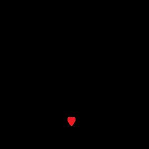 Schwester - Herz - Liebe - Geschwister - Geschenk