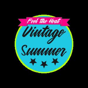 Vintage Summer Sommer Retro Sonne Sun Mode Fashion