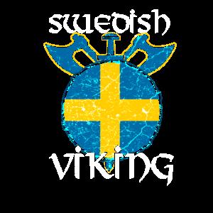 Schweden Schwede Schwedisch Wikinger