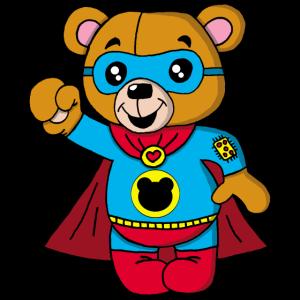 Super Teddybär