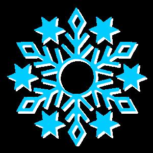 Schneeflocke groß