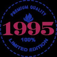 Jahrgang 1990 Geburtstagsshirt: 1995 PREMIUM QUALITY || 100% LIMITED EDITION