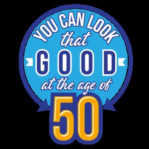 50. Geburtstag Geburtstagsspruch Motivation Lustig