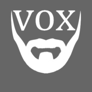 Logo Vox Bianco