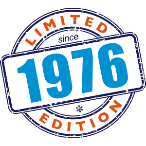 LIMITED EDITION SINCE 1976