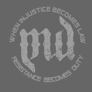 Mass Deception Resistance (grey print)