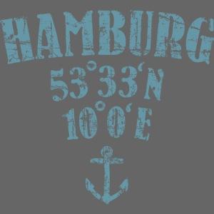 Hamburg Koordinaten Segler Segeln