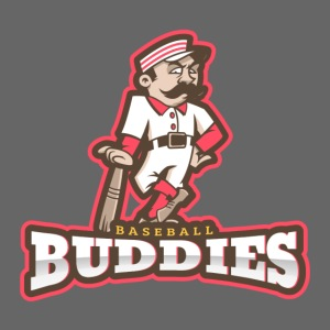 Mascarilla Retro Vintage | Baseball Buddies