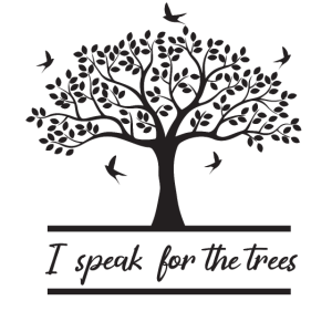 sprechende baeume - für Bäume einsetzen