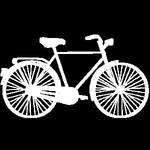 Fahrrad Illustration