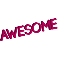Awesome_since_1965 pink