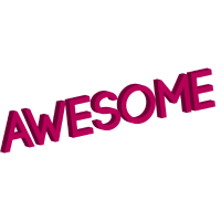 Awesome_since_1975 pink