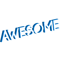 Awesome_since_1985 blue