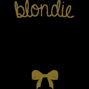 blondie - BEST FRIEND - BFF