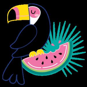 Tukan & Melone
