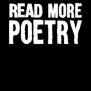 Lesen Sie mehr Poesie