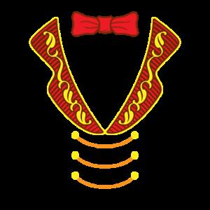 Anzug Zirkus Zirkusdirektor Kostüm Geschenk 0786