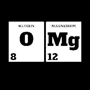 OMG - Periodensystem Motiv