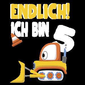 ENDLICH!ICH BIN 5