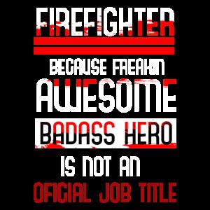 Feuerwehr Held