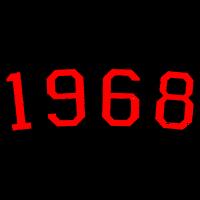 Jahrgang 1968 Geburtstag Jahr Design