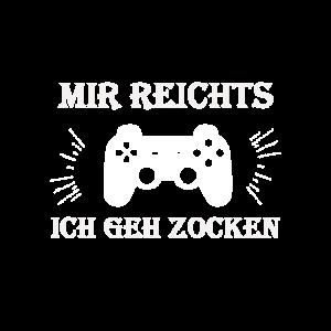 Zocker Gamer Nerd Shirts Lustiger Spruch Geschenk