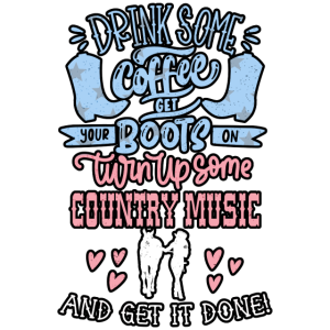 Coffe Boots Country
