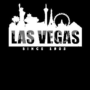 Las Vegas , Stadt des Glücks in Nevada, Kasinos