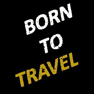 Born to travel