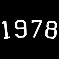 Jahrgang 1978 Geburtstag Party Geschenk