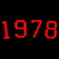 Jahrgang 1978 Geburtstag Geschenk