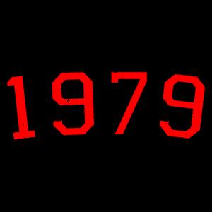 Jahrgang 1979 Geburtstag Jahr Design