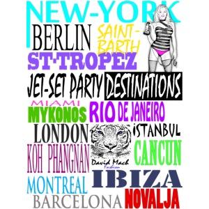 Jet Set Destinations