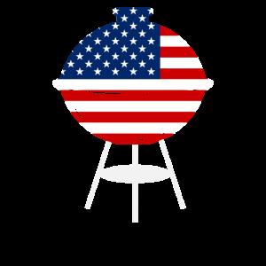 Vereinigte Staaten USA Grill