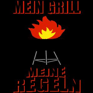 Grill Grillen Grillmeister