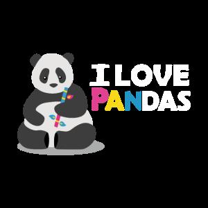 Panda Pansexuell LGBTQ