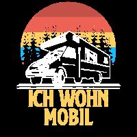 Ich Wohn mobil Wohnmobil