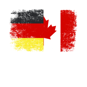 Kanada Kanada-Flagge Deutschland Cool Geschenk
