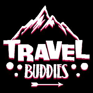Travel buddies Reise reisen Freunde Freundschaft
