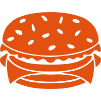 2808 Hamburger Symbol