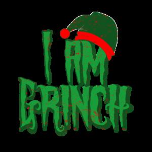 I am Grinch
