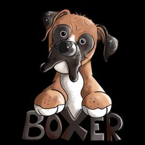 Bosco der Boxer
