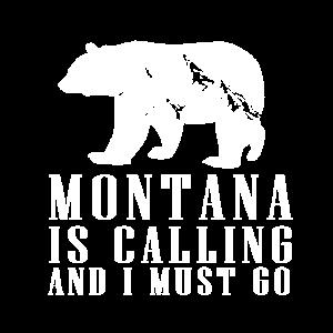 Montana ruft an und ich muss gehen
