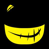 Smiley runde Sonnenbrille Lächeln 209