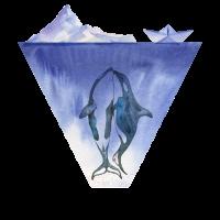 Orca Schwertwal the ocean | Meerestiere shirt