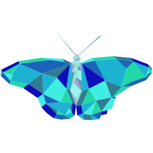 Icy Butterfly
