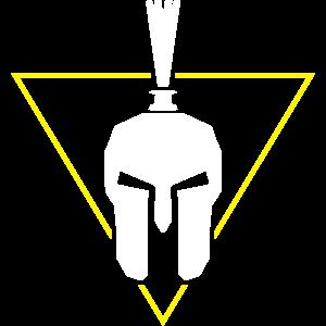 spartaner helm dreieck