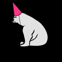 Bär 40. Geburtstag