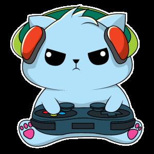 Gamer Cat - Design